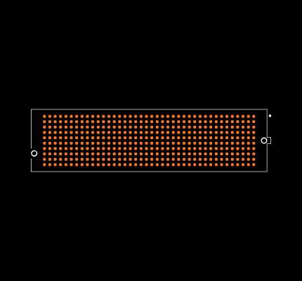 ASP-134488-01 Footprint