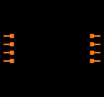 TSW-104-07-T-D Symbol