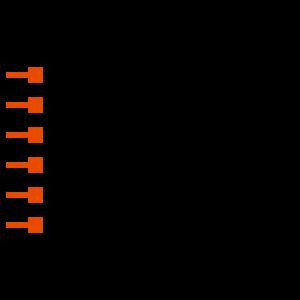 TSW-106-08-F-S-RA Symbol
