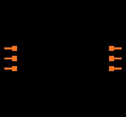 8.06.16 J-LINK 6-PIN NEEDLE ADAPTER Symbol