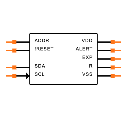 SHT31-ARP-B Symbol