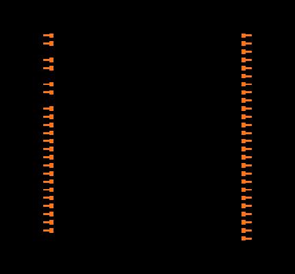 C8051F006-GQ Symbol
