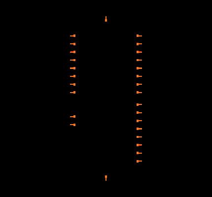 C8051F327-GMR Symbol