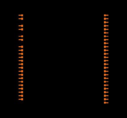 C8051F340-GQR Symbol