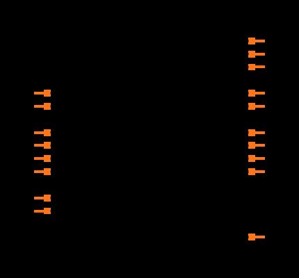CP2102N-A01-GQFN20 Symbol