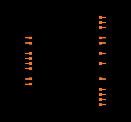 SI3402-A-GM Symbol