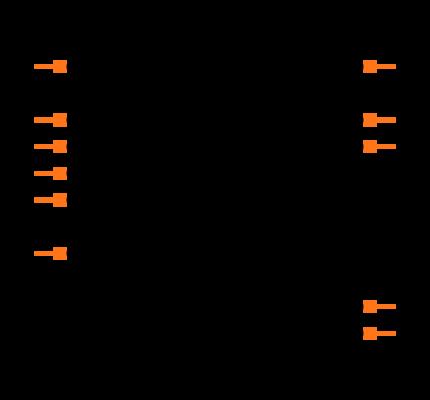 AAT3693IDH-AA-T1 Symbol