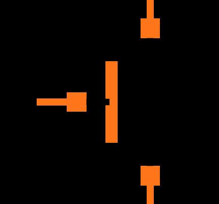 2N2222A Symbol