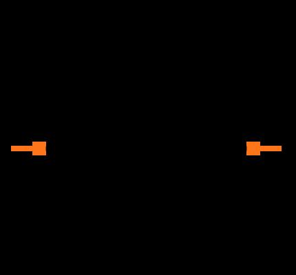 CSR0805FK20L0 Symbol