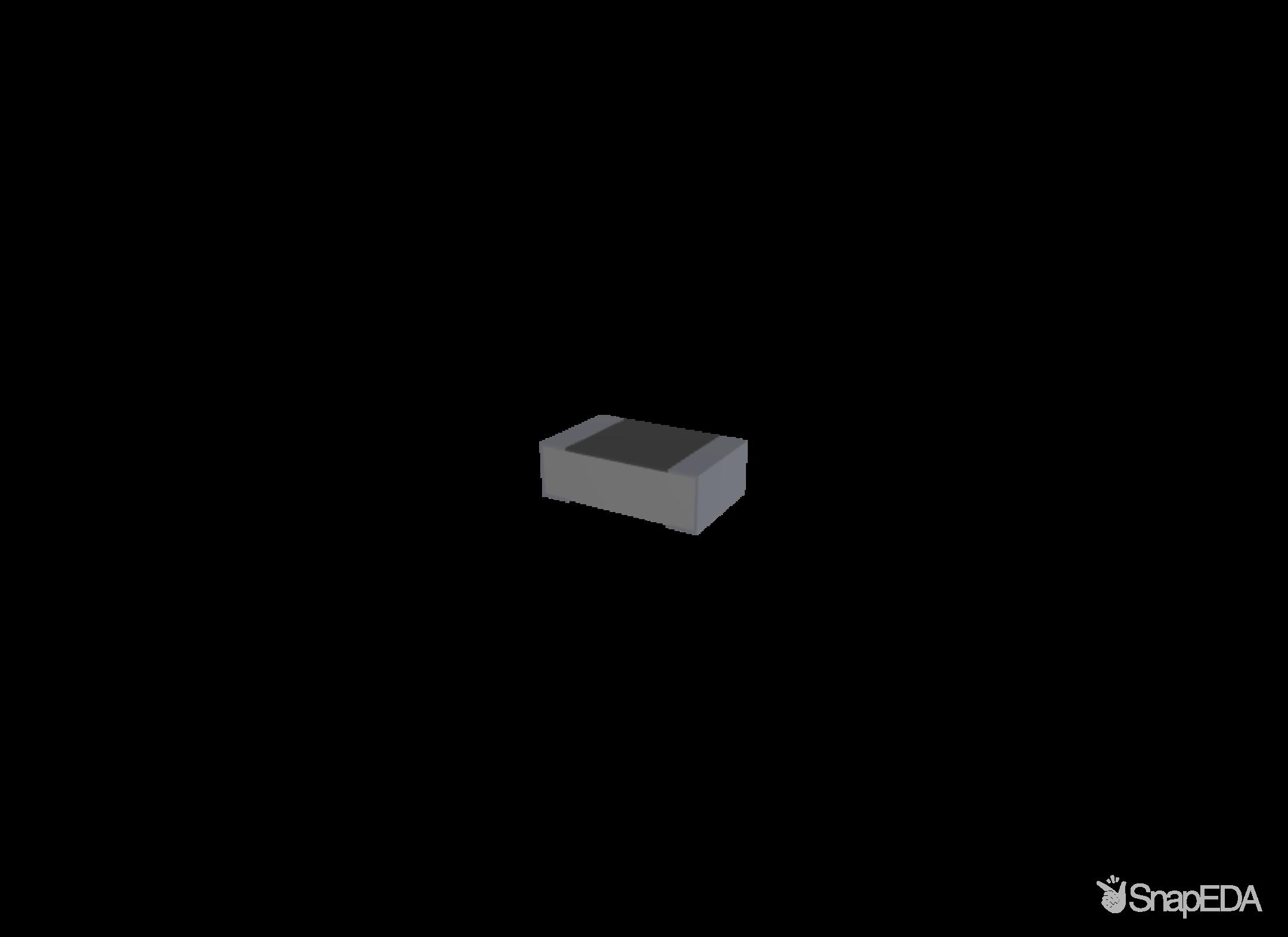 RMCF0805ZT0R00 3D Model