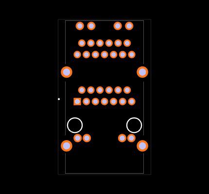 0845-2D1T-E4 Footprint