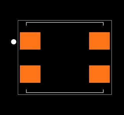 ACM1211-701-2PL-TL01 Footprint