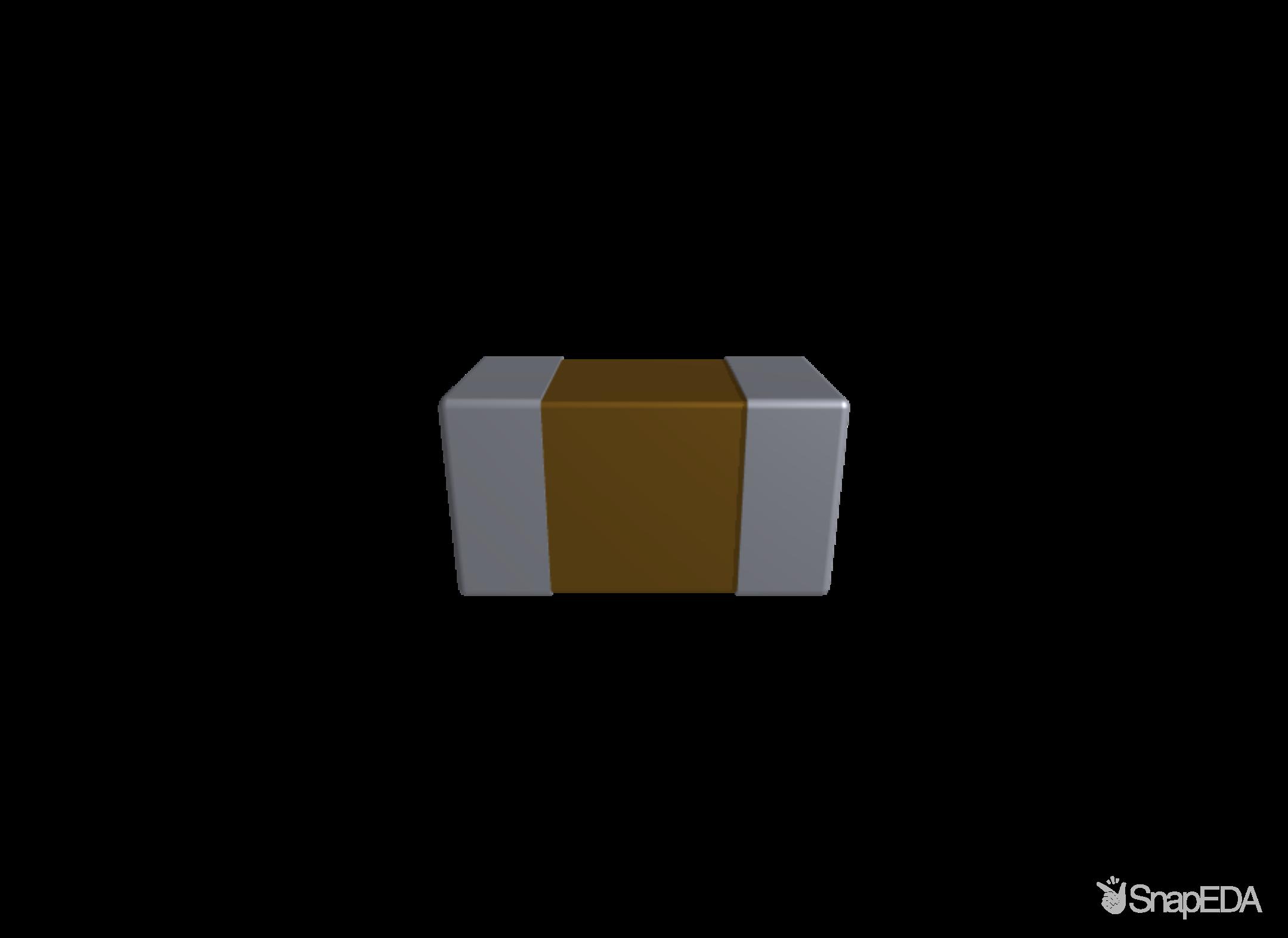 C0603X5R1A104K030BC 3D Model