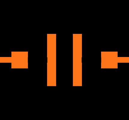 CGA5L1C0G2A104J160AC Symbol