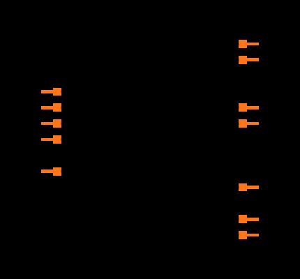 ICM-20600 Symbol