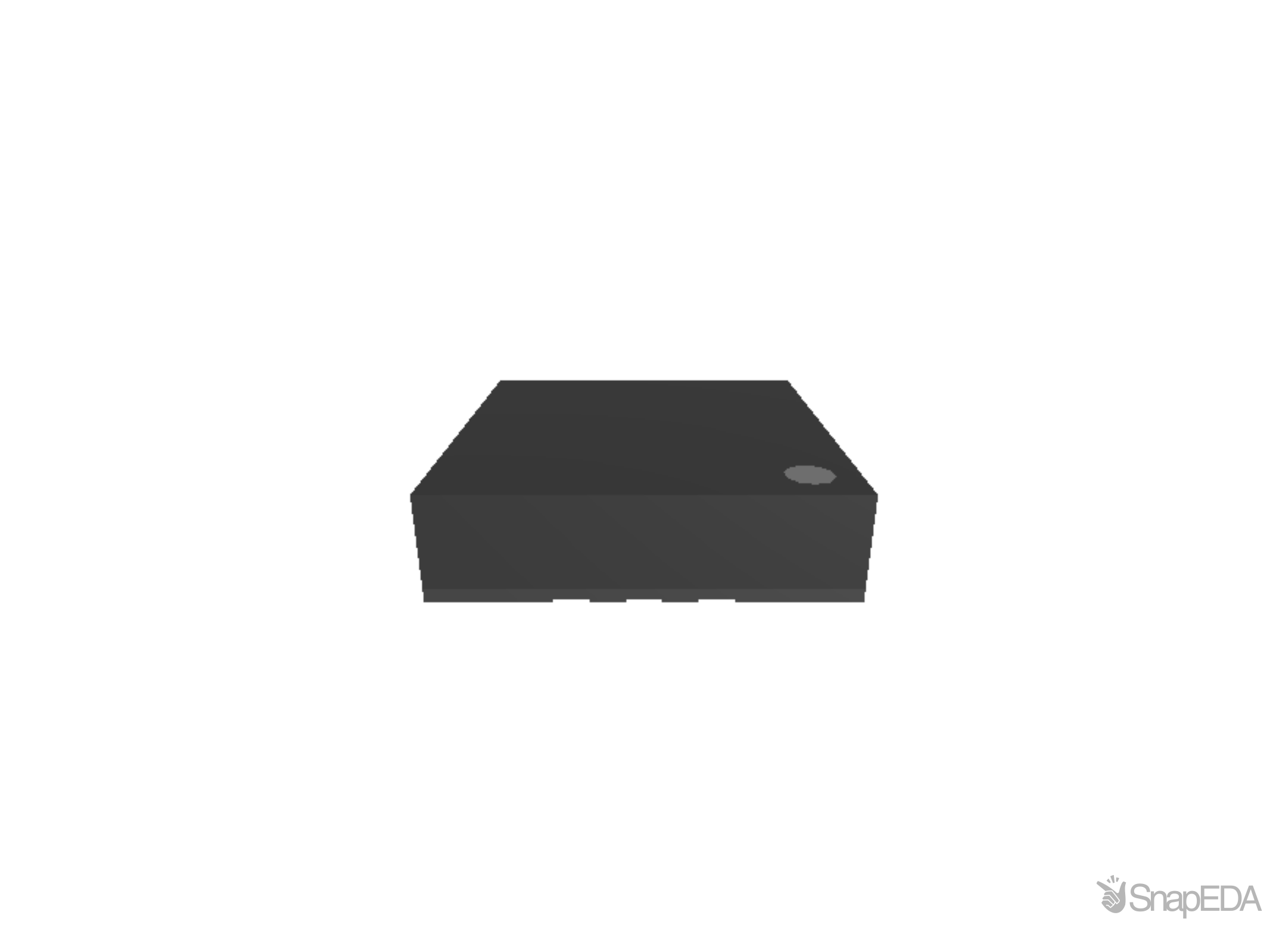ICM-20602 3D Model