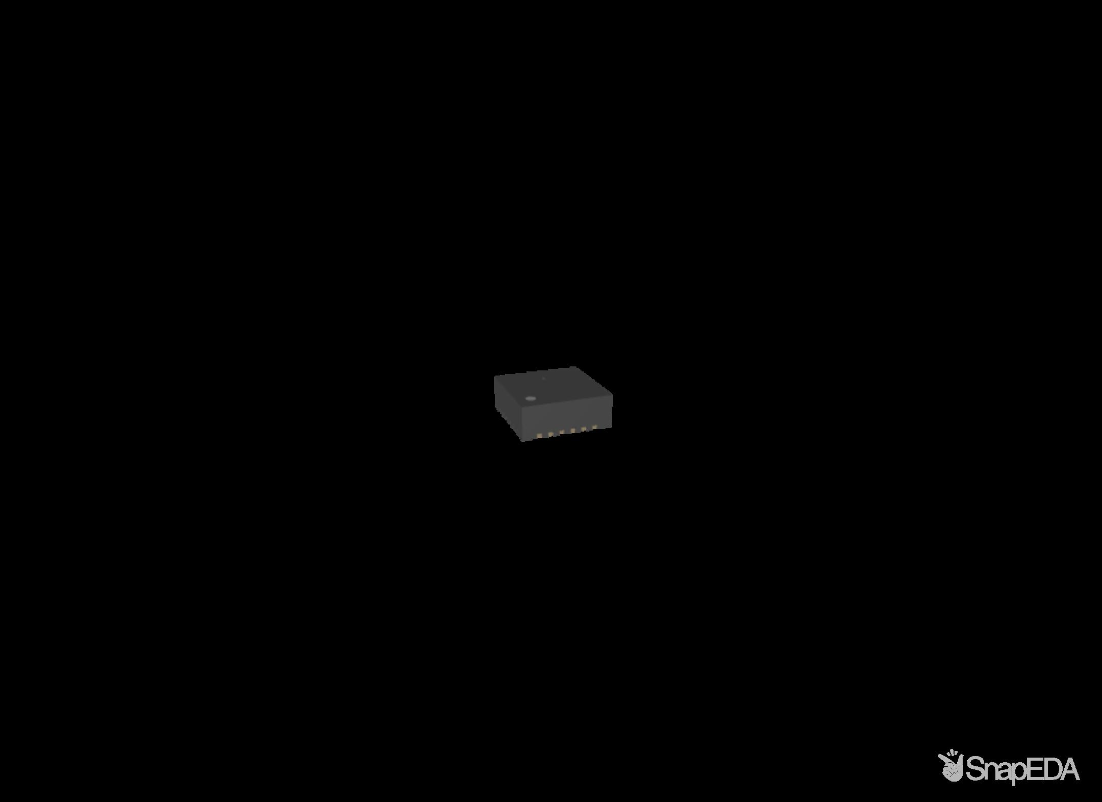 ICM-20789 3D Model