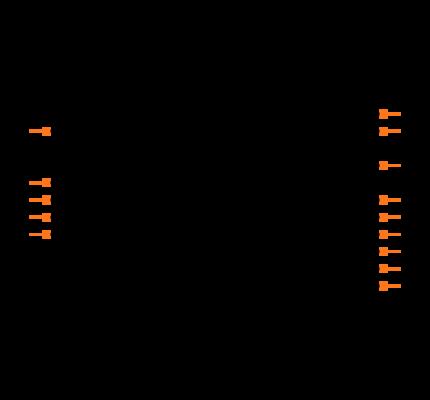 ICM-42605 Symbol