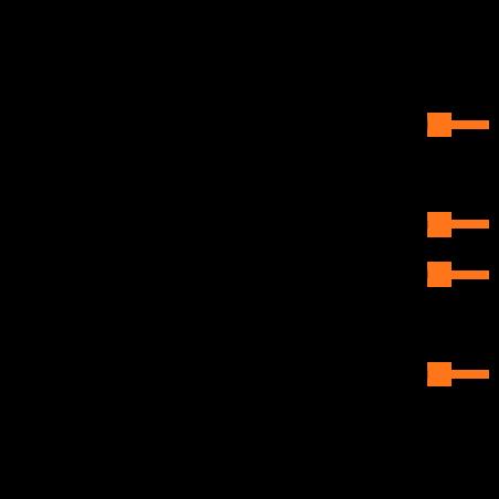 ICS-40730 Symbol