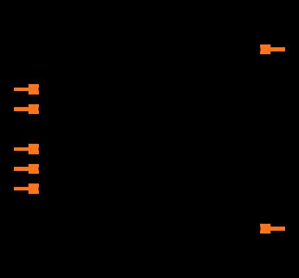 ICS-43432 Symbol