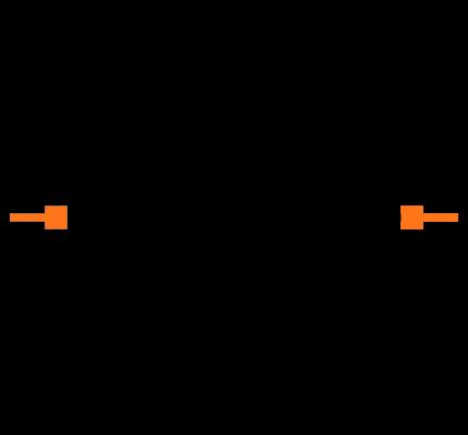 CRGP2512F68R Symbol