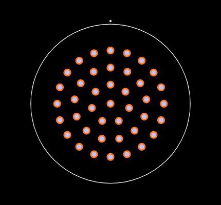 MS3474L20-41SN Footprint