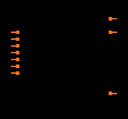 ADS1018IDGST Symbol