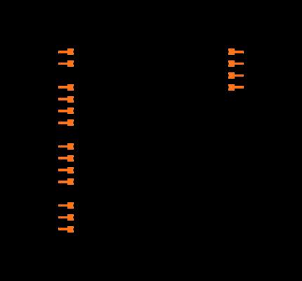 ADS7924IRTER Symbol