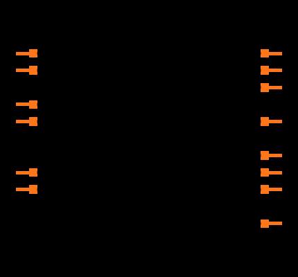 AFE4404YZPR Symbol