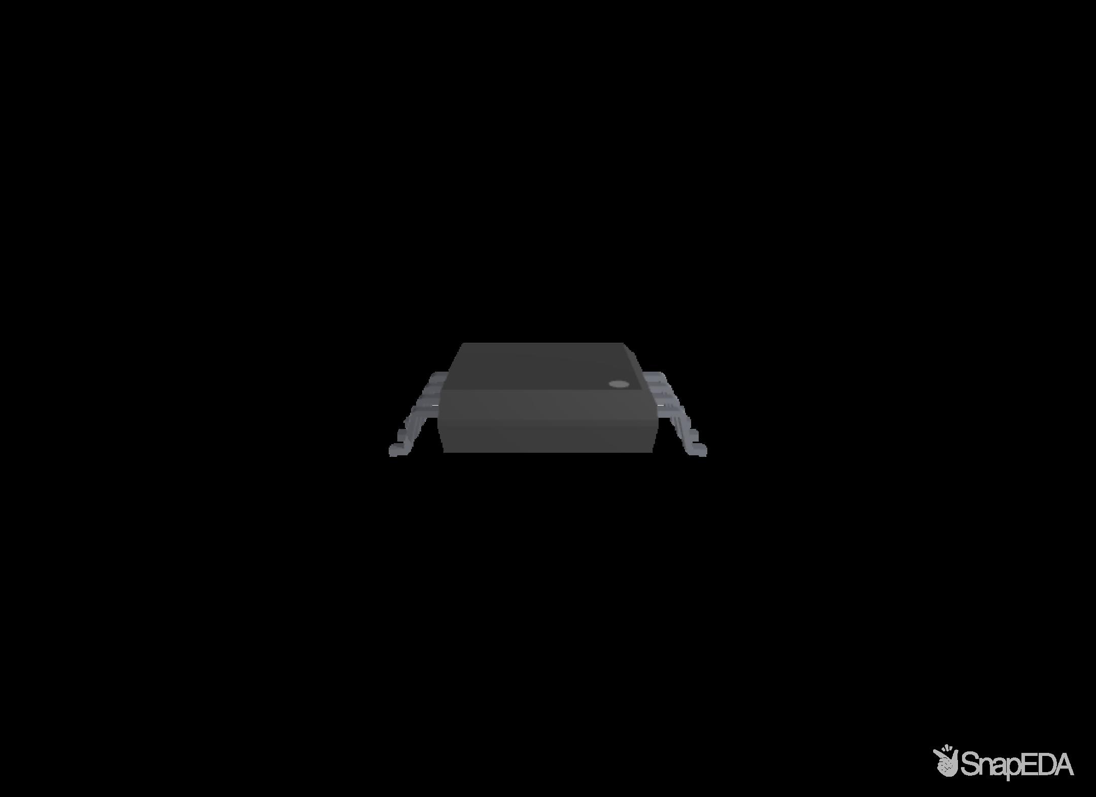 AMC1301DWVR 3D Model