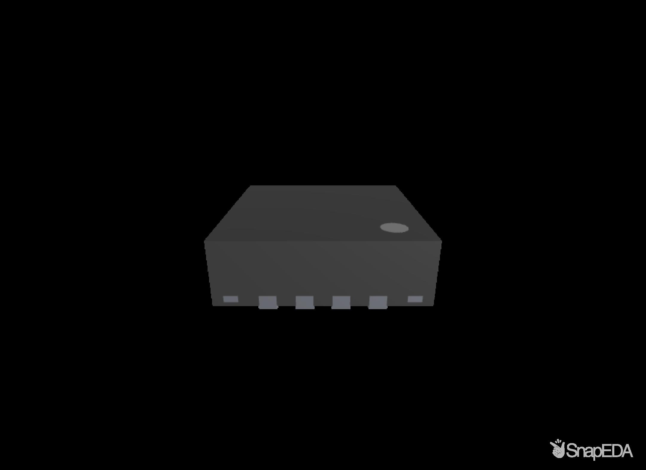 BQ24072RGTT 3D Model