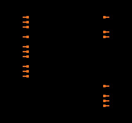BQ25504RGTT Symbol