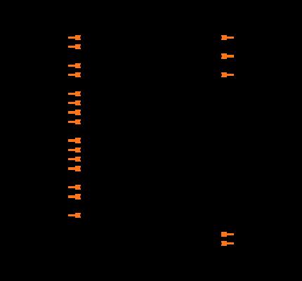 BQ51050BRHLR Symbol