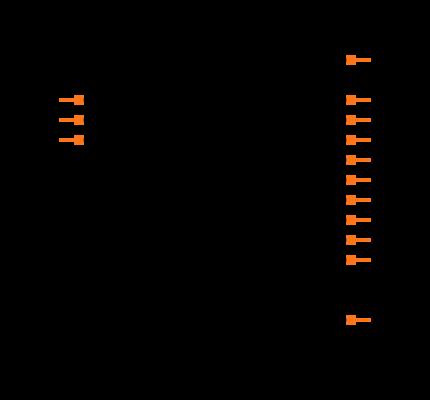 CD4022BE Symbol