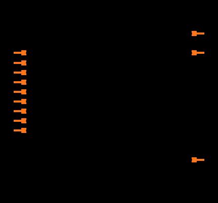 CD4541BPWR Symbol