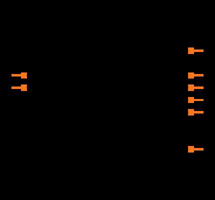 CDCV304PWR Symbol
