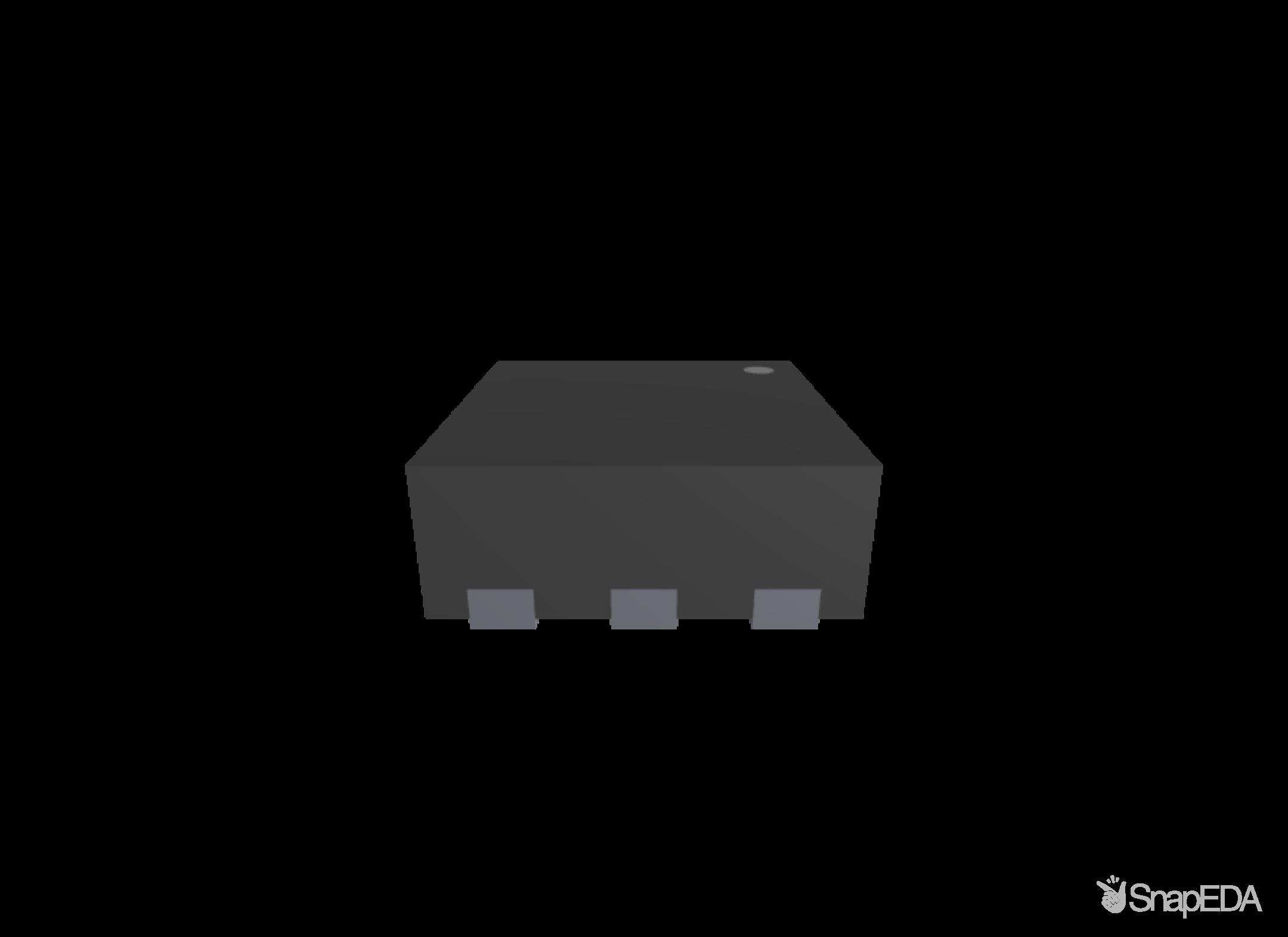 CSD17571Q2 3D Model