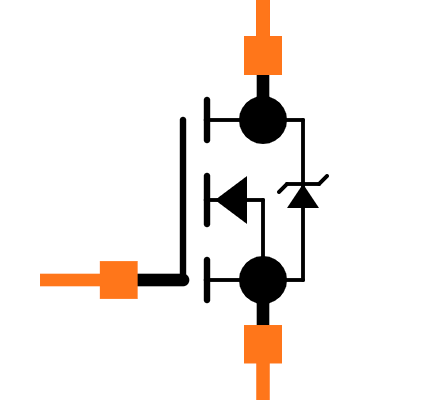 CSD17571Q2 Symbol