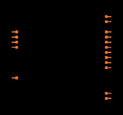 DAC60508ZRTET Symbol