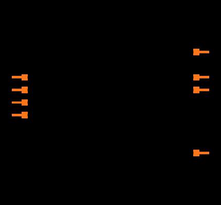 DAC7612U/2K5 Symbol