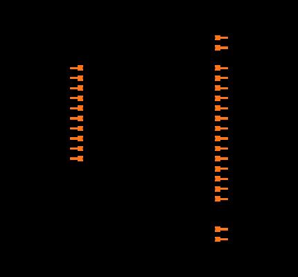DIR9001PWR Symbol