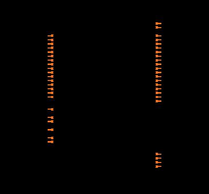 DP83848IVVX/NOPB Symbol
