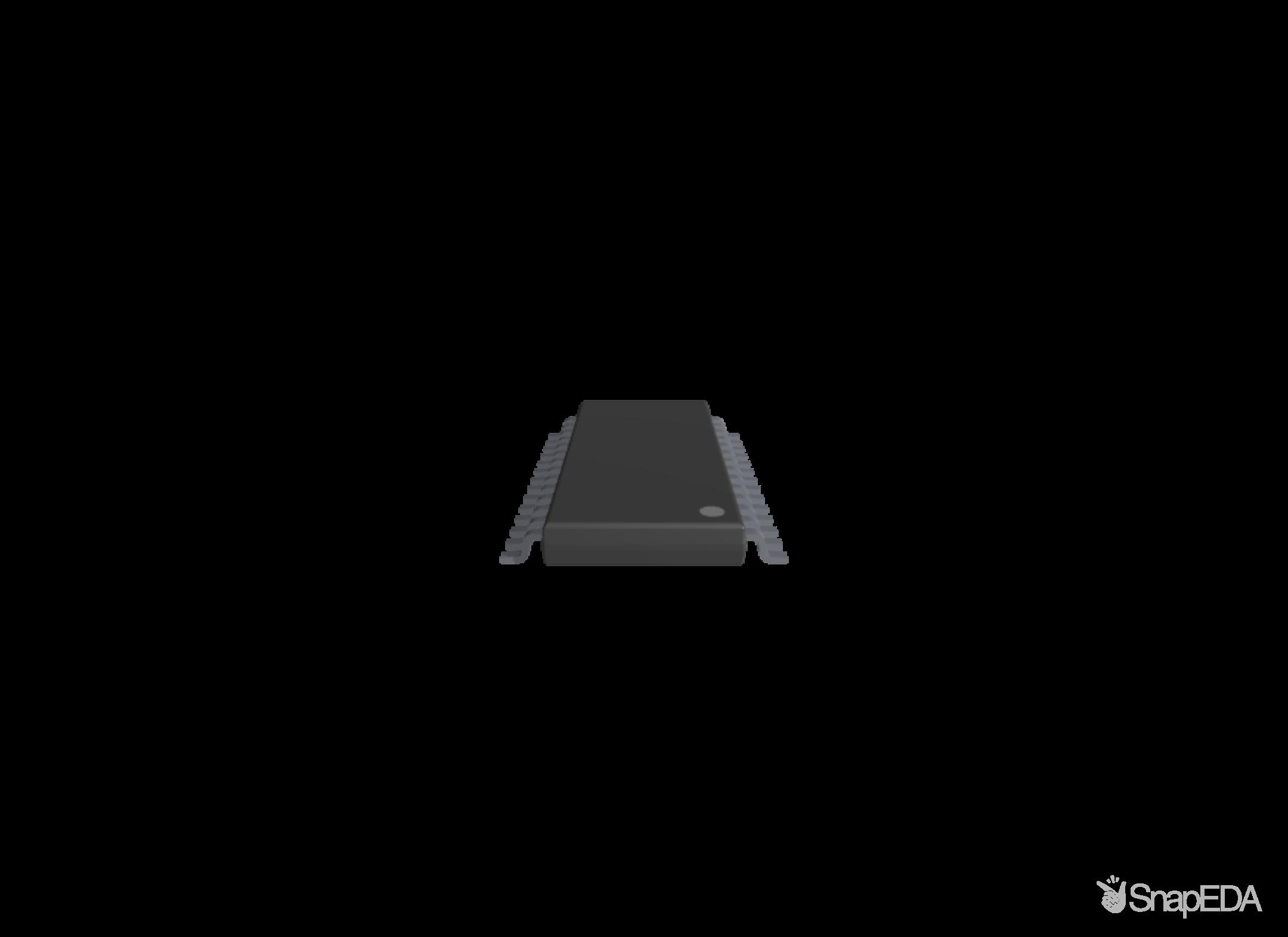 DRV8825PWP 3D Model