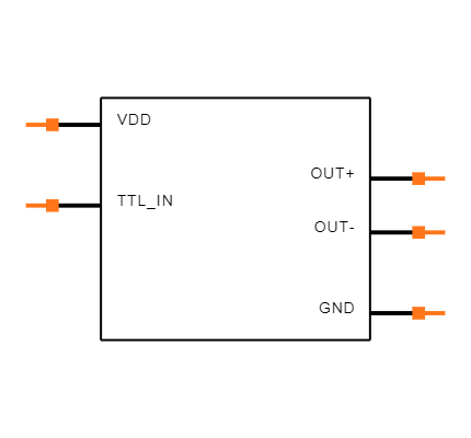 DS90LV011ATMF Symbol