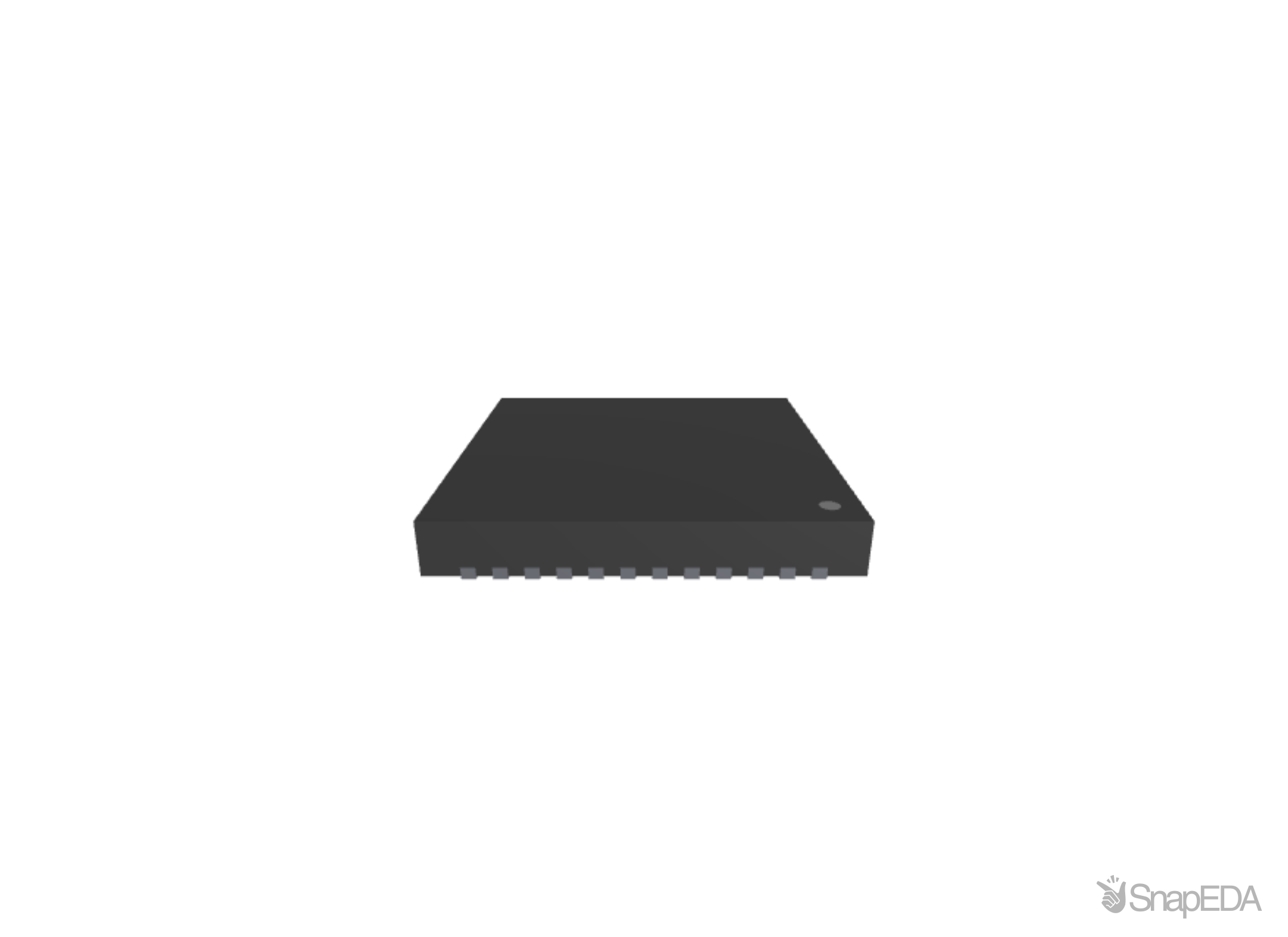 DS90UB954TRGZTQ1 3D Model