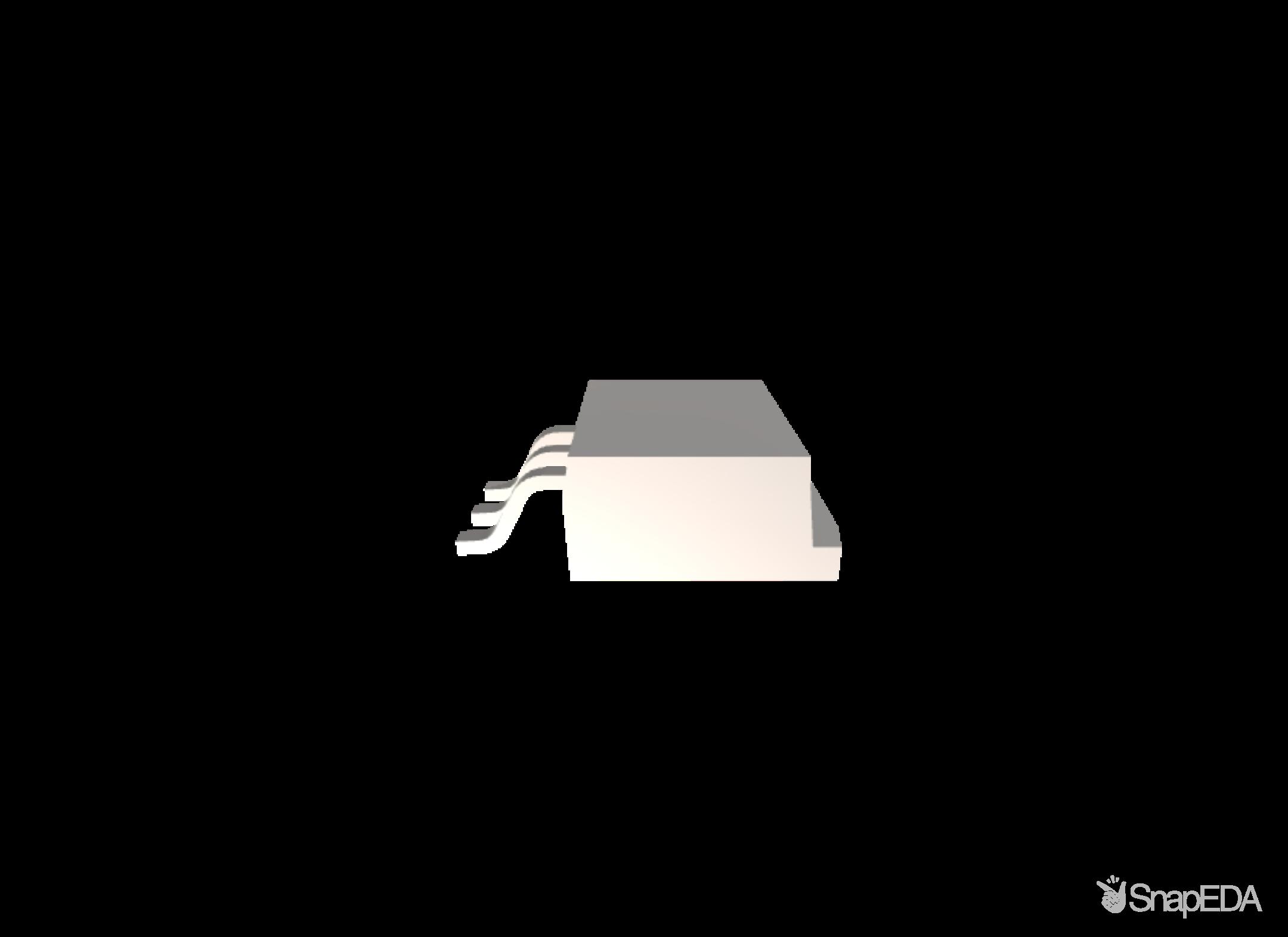 LM1085ISX-5.0/NOPB 3D Model