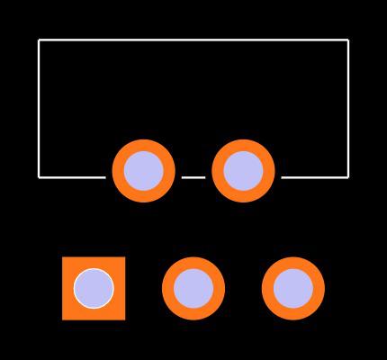 LM2575HVT-ADJ/NOPB Footprint
