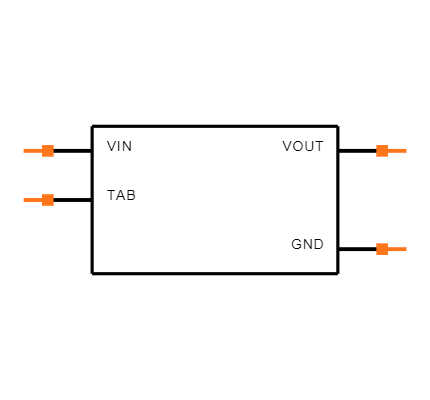 LM2937ESX-3.3/NOPB Symbol