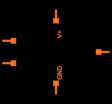 LM324N Symbol