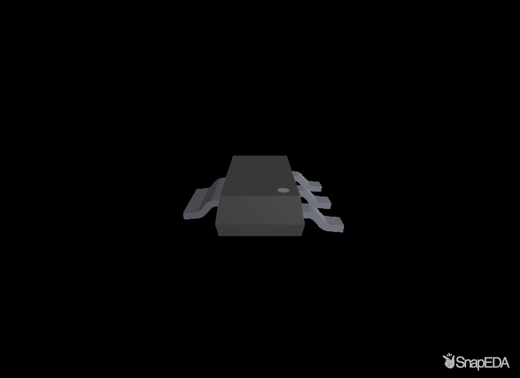 LM337IMPX/NOPB 3D Model